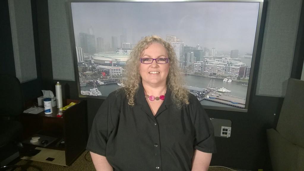 Sally-Anne McCormack - Speaker